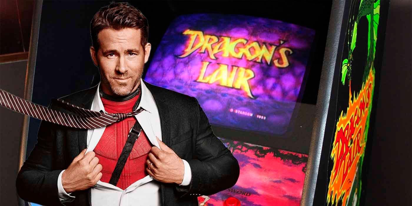 Райан Рейнольдс может сняться в адаптации игры «Логово дракона» на Netflix