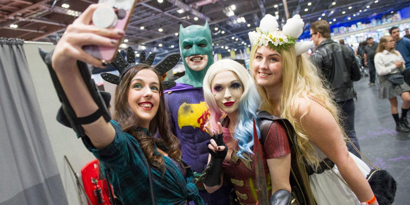 Коронавирус остановил Comic Con