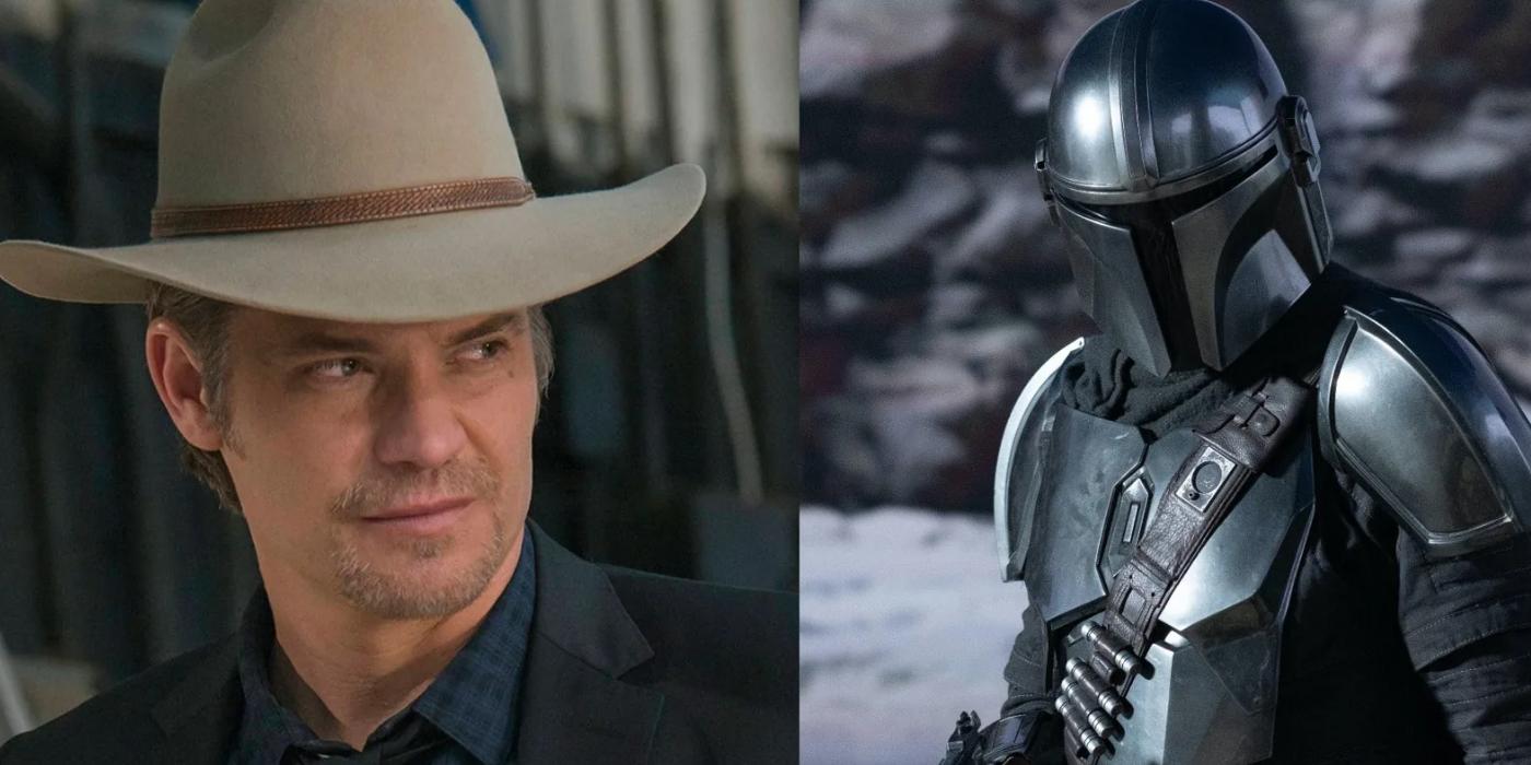 В далёкой-далёкой Галактике новый шериф?