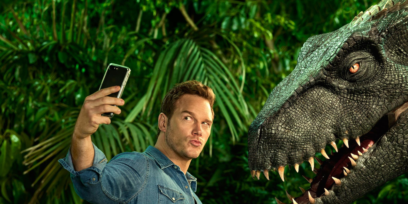 Нужно больше динозавров!