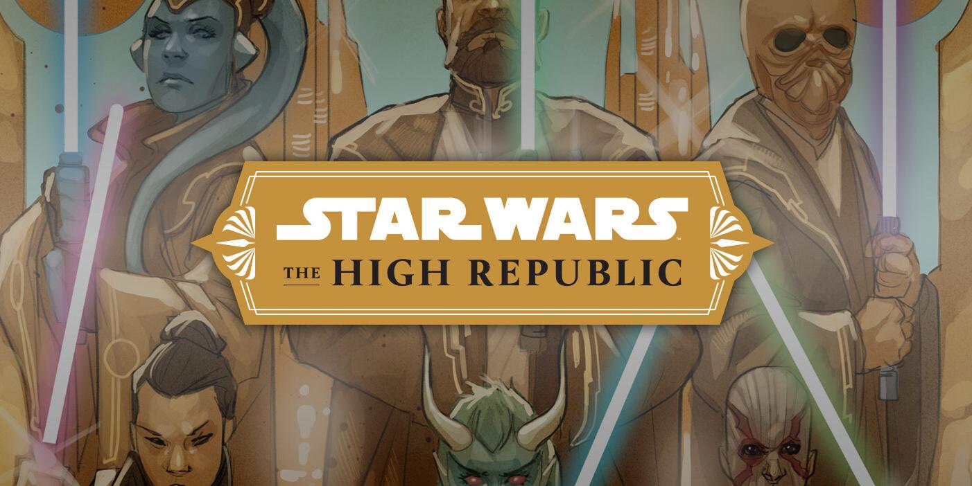 Star Wars: The High Republic переносится