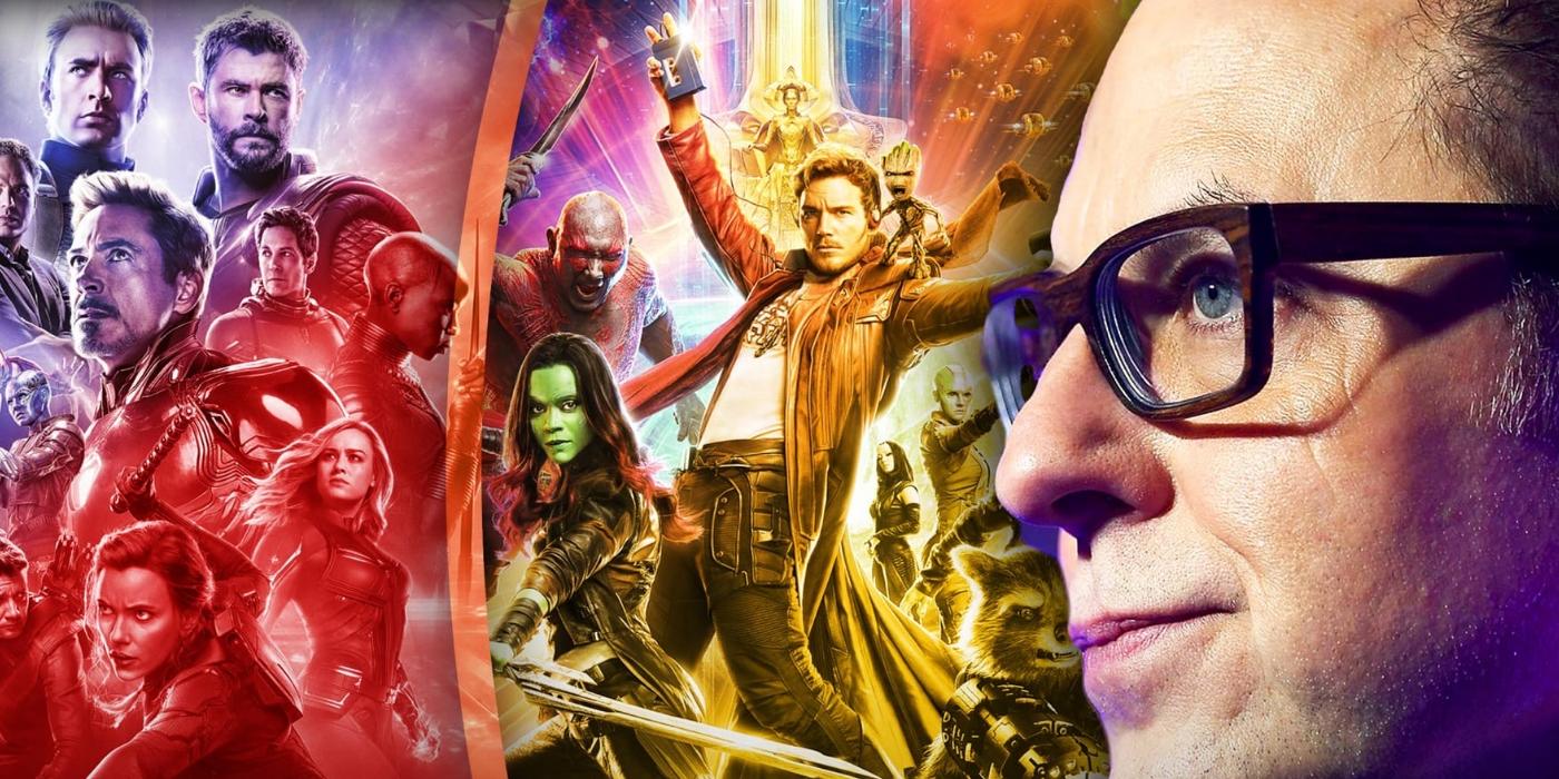Ганн прощается с Marvel