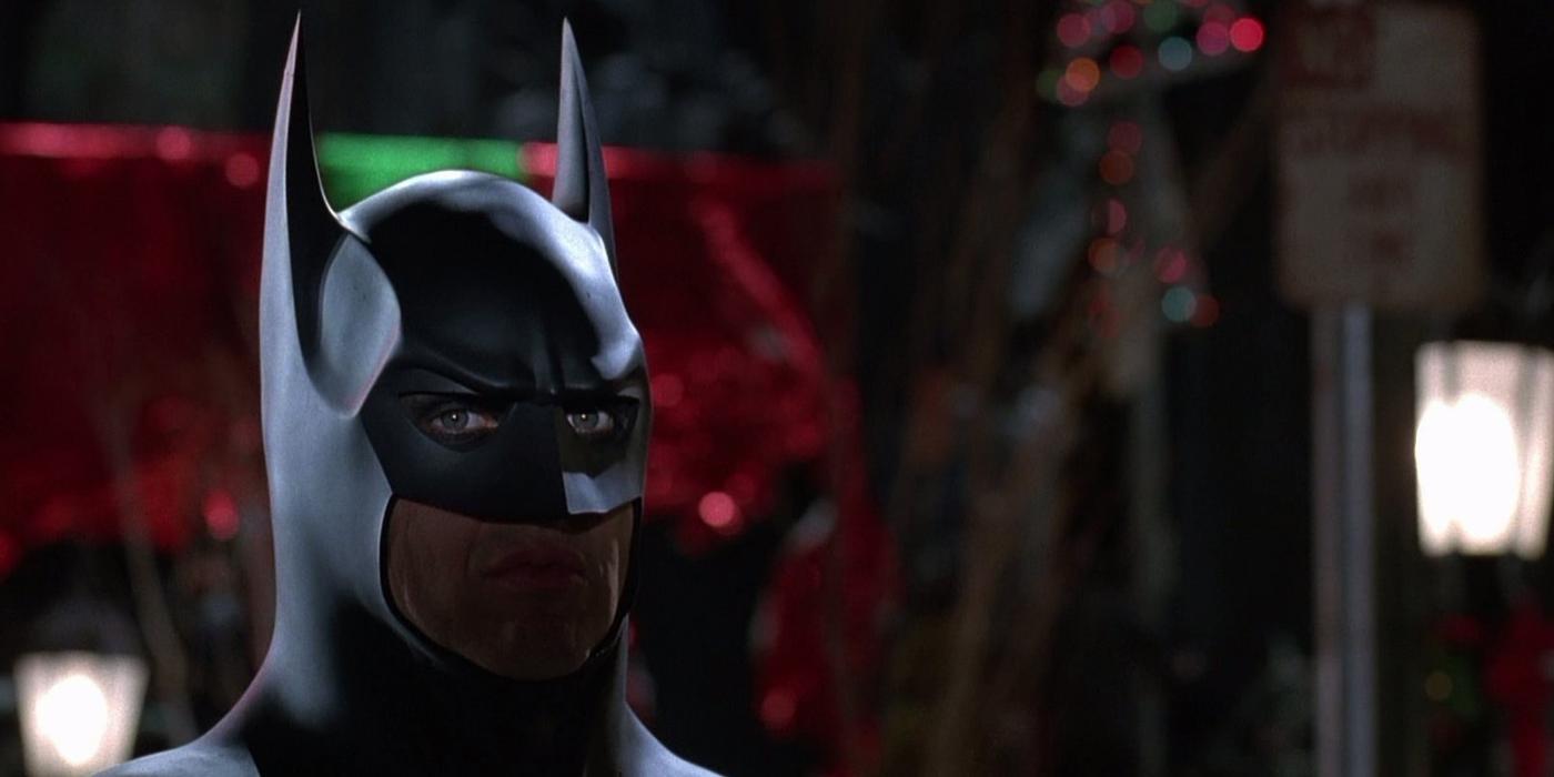 Майкл Китон снова наденет костюм летучей мыши