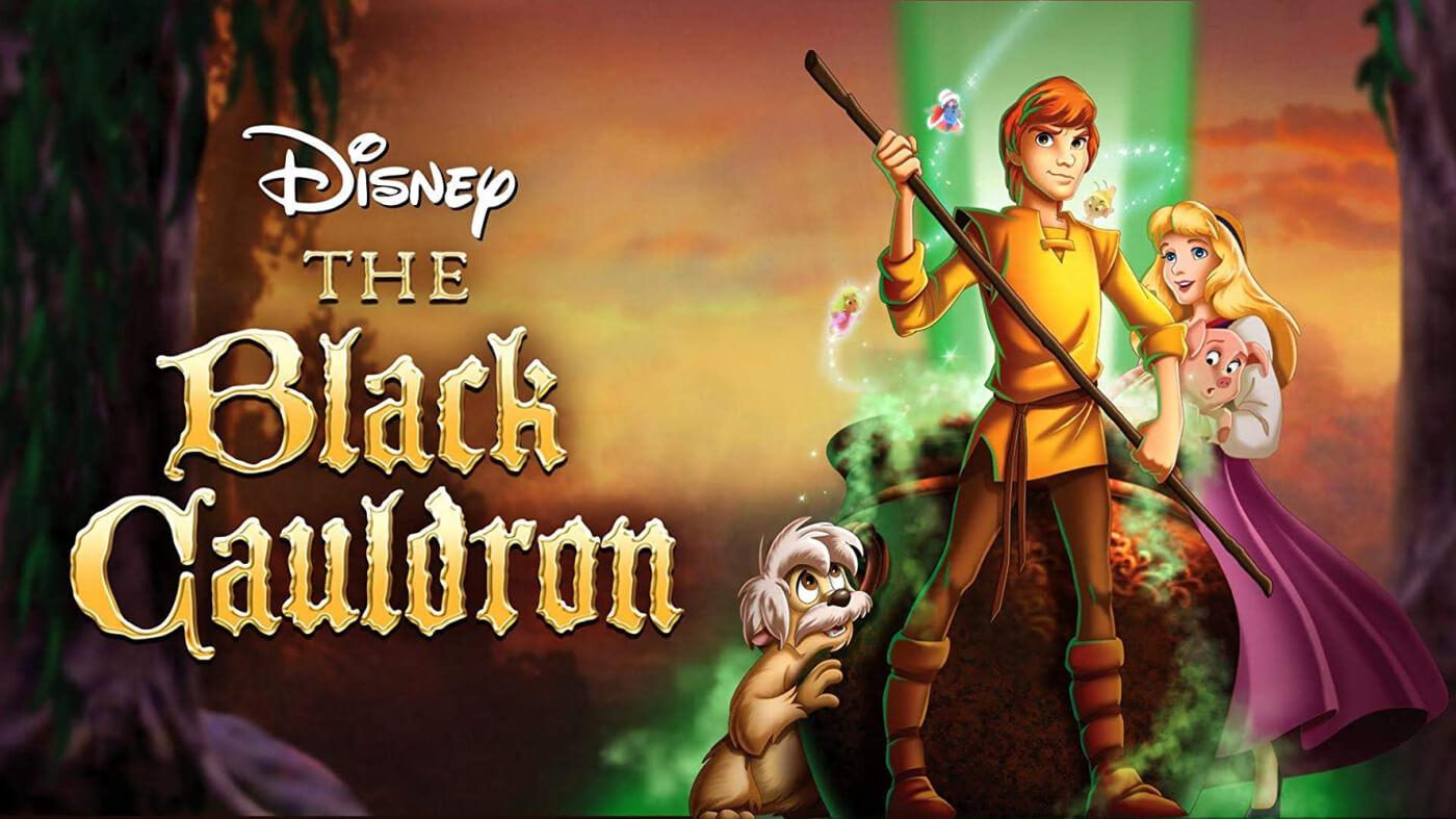 Disney разрабатывает ремейк «Черного Котла»